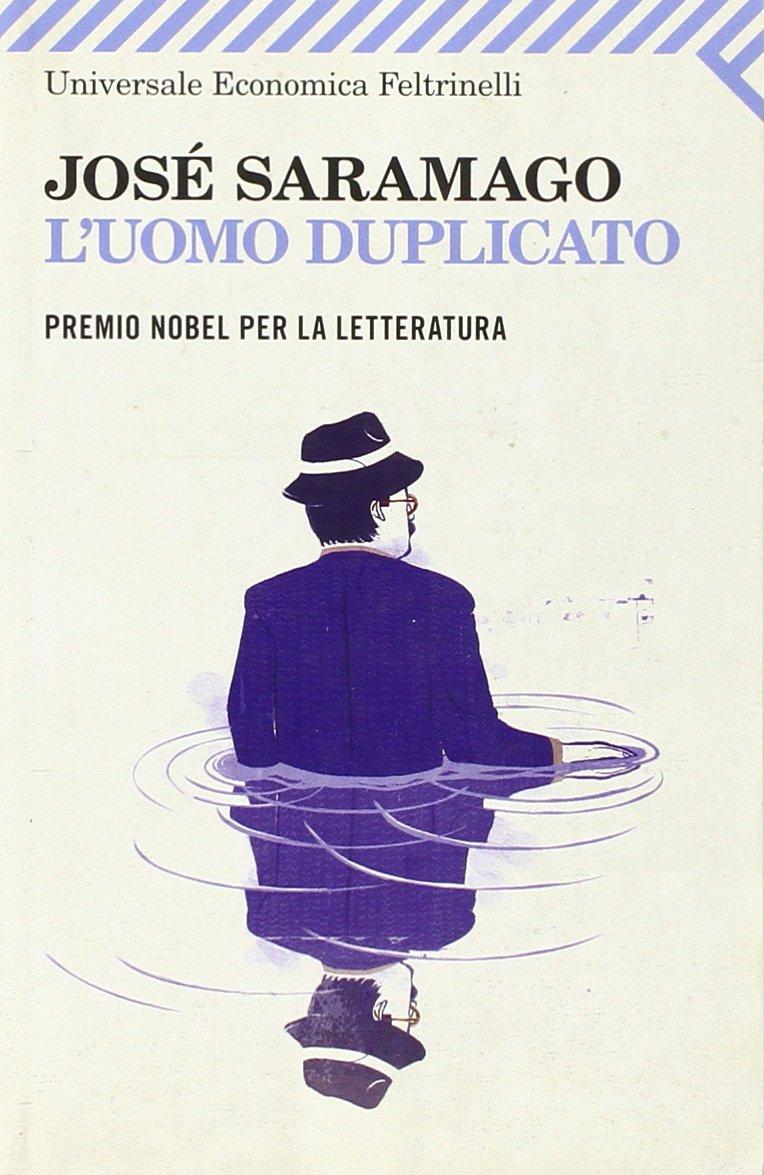 L'uomo Duplicato Book Cover