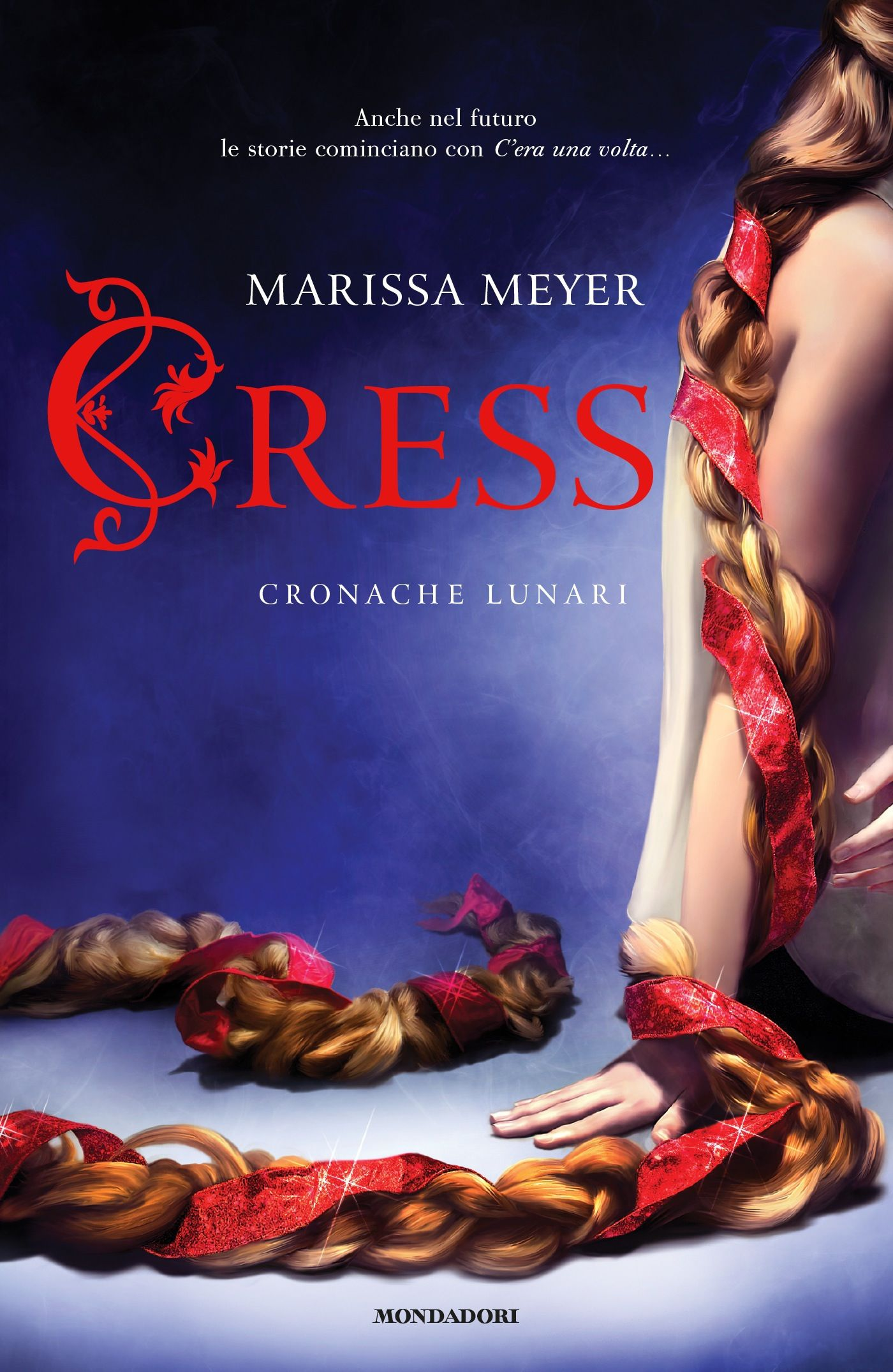 Cress Book Cover