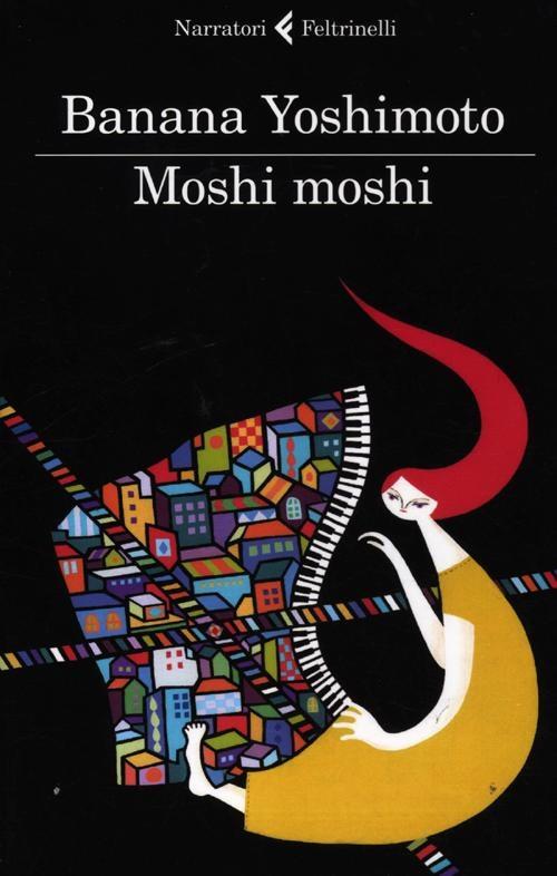 Moshi Moshi Book Cover