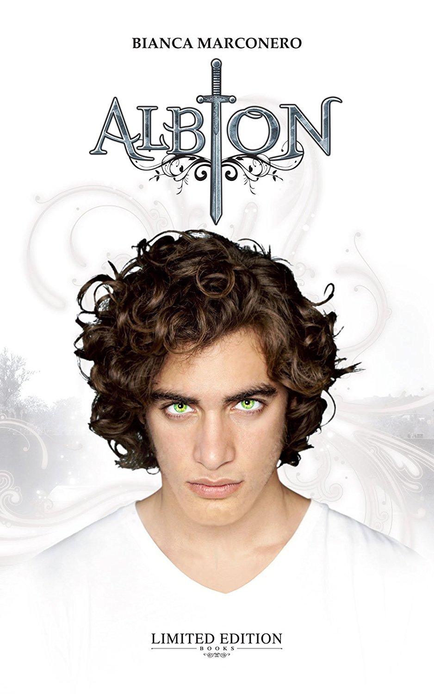 Albion Book Cover