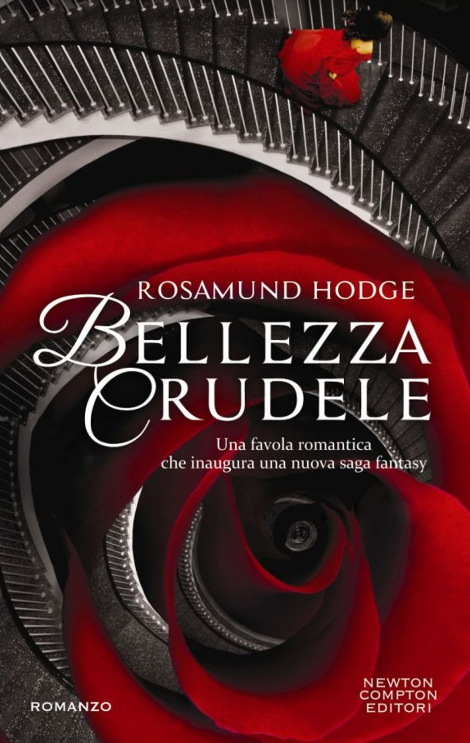 Bellezza Crudele Book Cover