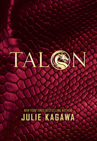 Talon Book Cover