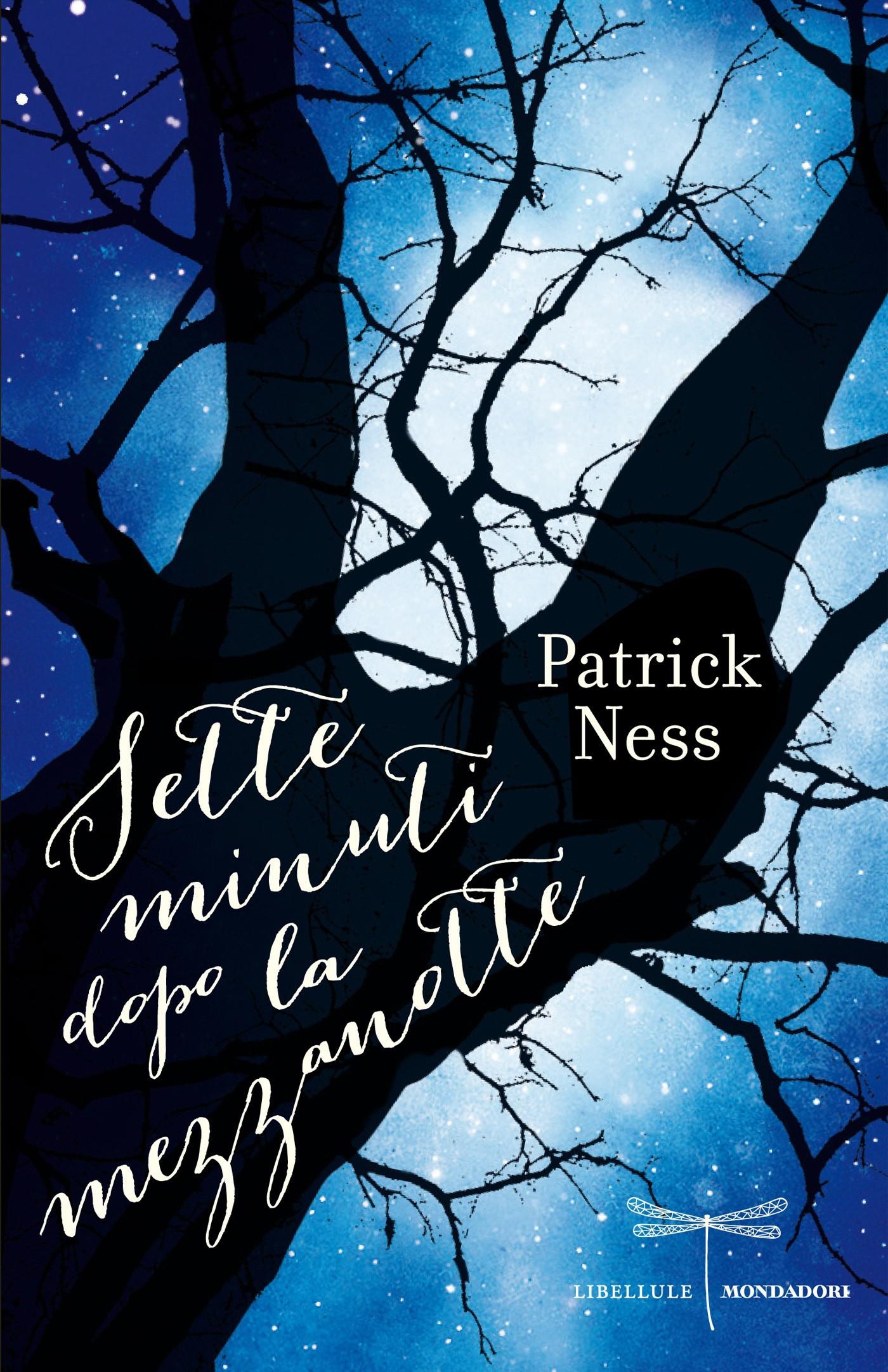 Sette minuti dopo la mezzanotte Book Cover