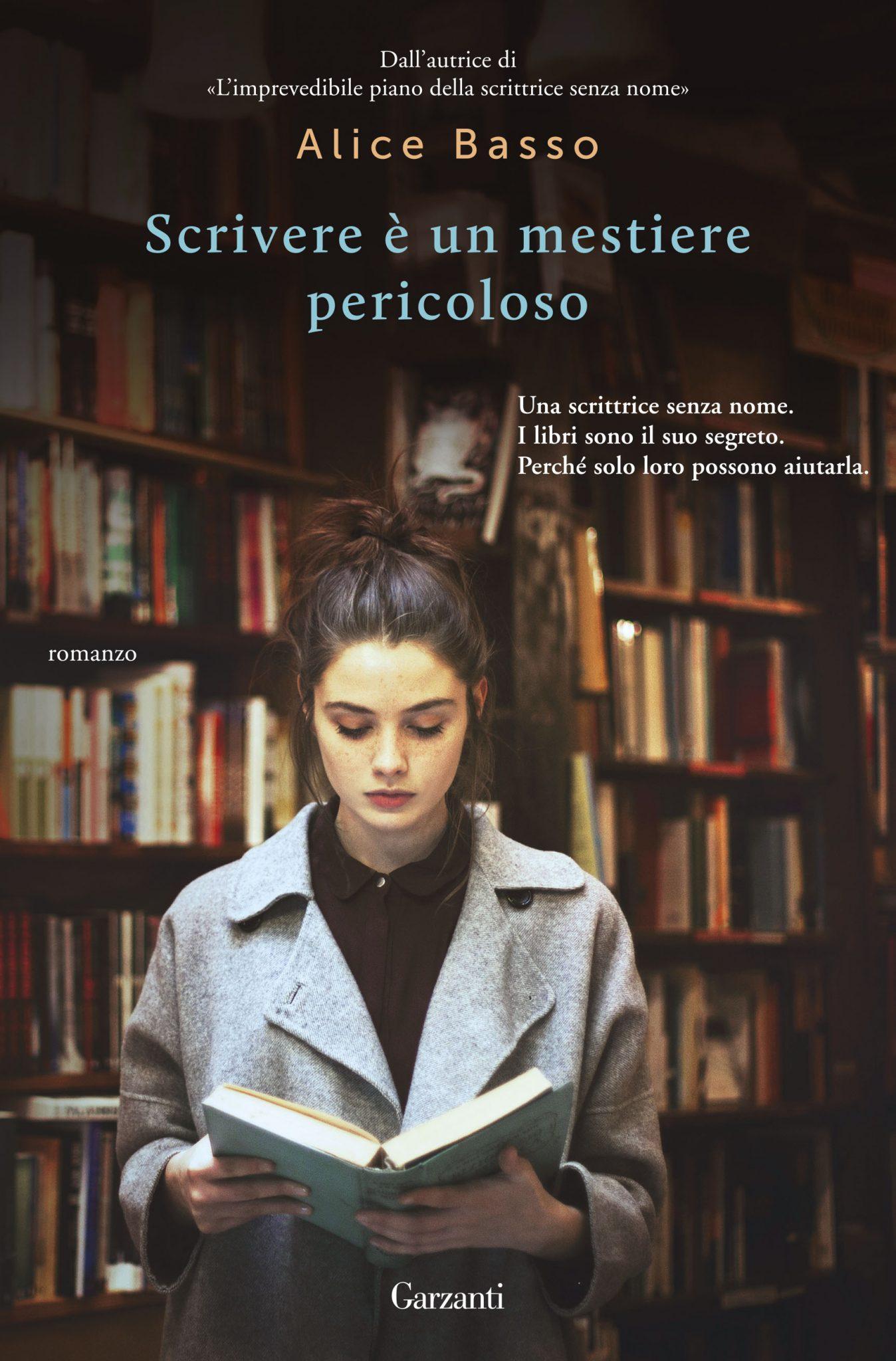 Scrivere è un mestiere pericoloso Book Cover