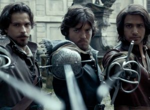 Musketeers-Billboard-Trailer